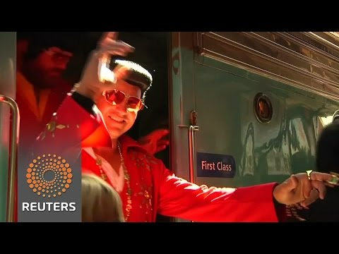 Australia's Elvis Festival celebrates 25 years