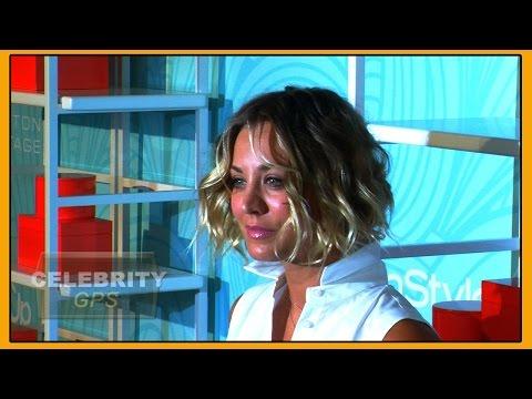 Kaley Cuoco talks plastic surgery - Hollywood TV
