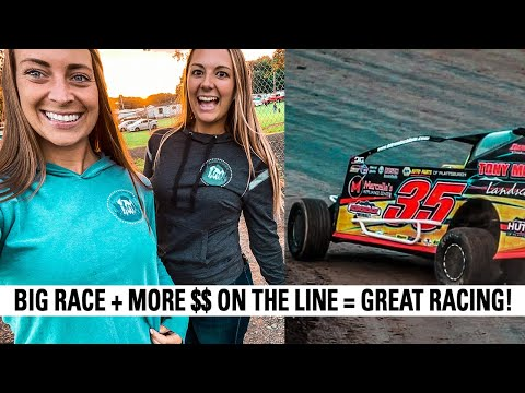 More Money Means More Battles | Albany Saratoga Speedway - dirt track racing video image