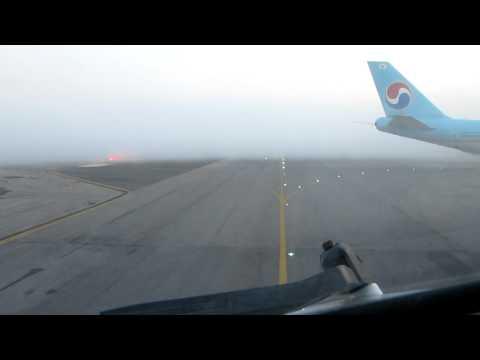 Tak wygląda lądowanie we mgle!