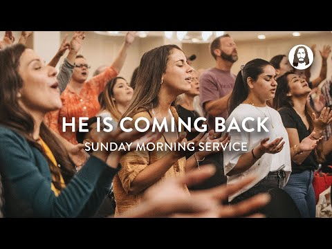 He Is Coming Back  Michael Koulianos  Sunday Morning Service