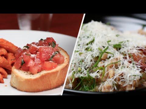 Homemade Italian-Inspired Dinner ? Tasty Recipes