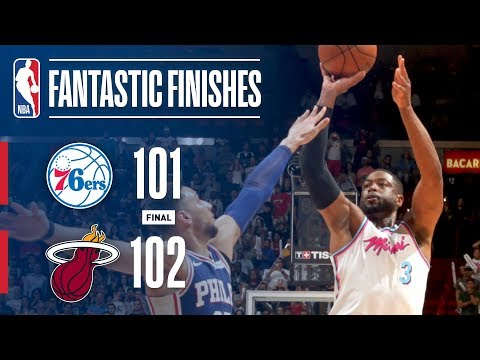 The 76ers and Heat Come Down to the FINAL Seconds | February 27, 2018