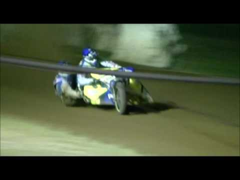 The Final of a great meeting - dirt track racing video image
