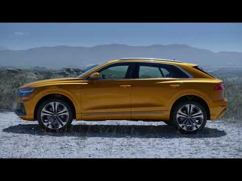 Audi Q8 (2019) Wild Luxury SUV