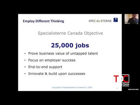 , TDC iNOD 2020 – Alan Kriss Discusses How Specialisterne Got Started & Its Objectives, Wheelchair Accessible Homes