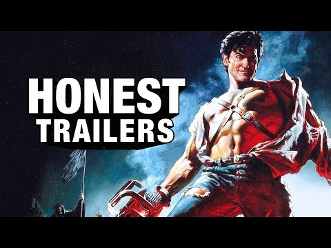 Honest Trailers | The Evil Dead Movies