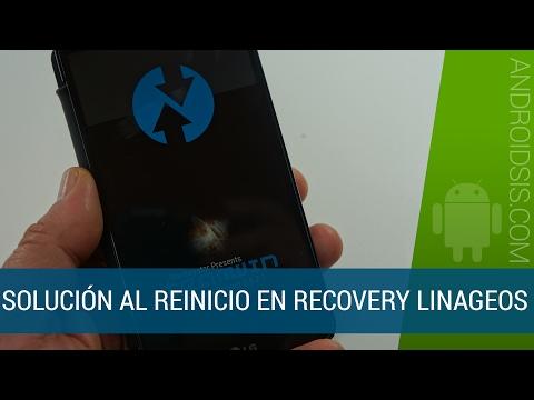 Solucionar problema de bootloop en Recovery tras intento de actualización vía OTA en LinageOS