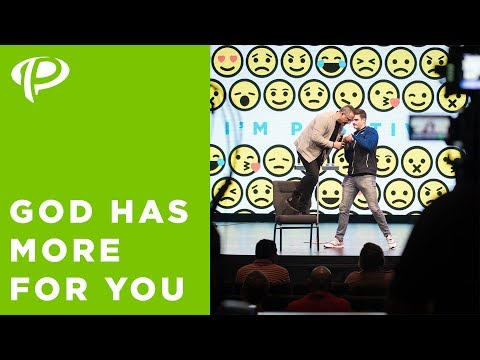 God Has More For You // Pastor Michael Turner