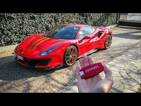 Il mio amico s'è comprato la Ferrari 488 Pista!