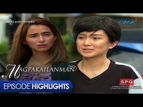 Magpakailanman: Lesbian lovers