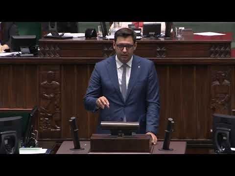 Konrad Frysztak - wystąpienie z 16 września 2020 r.