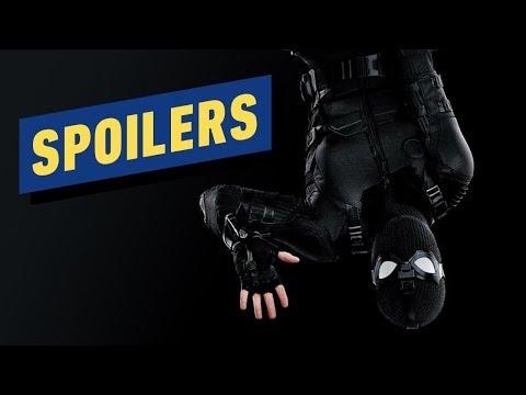 Spider-Man: Far From Home Easter Eggs, Callbacks, and Cameos - UCKy1dAqELo0zrOtPkf0eTMw
