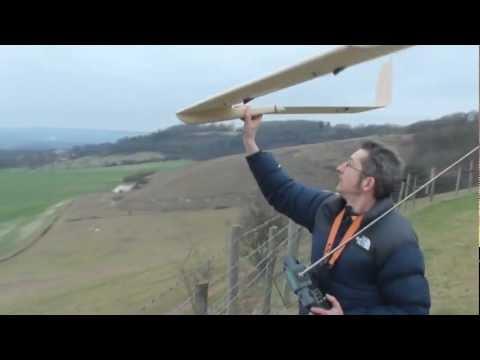 flying wing glider - UCVwZZVFHyYGIycqW6v7jigw
