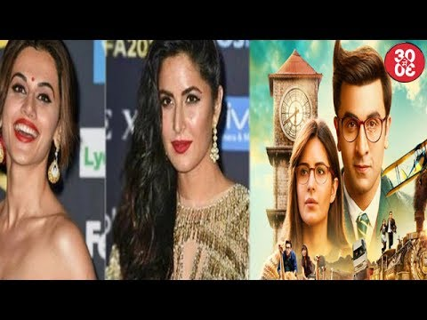 Taapsee Replaces Katrina Kaif | Rishi Blames Anurag & Stands By Govinda