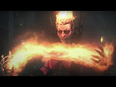 Warhammer: End Times -- Vermintide - Official Release Trailer - UCKy1dAqELo0zrOtPkf0eTMw