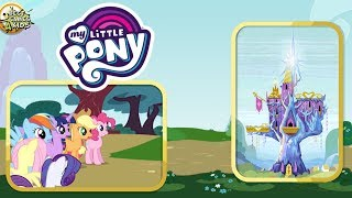 My Little Pony Rainbow Runners - Epic Color Rush #56 | NEW BEGIN, PLAY exciting missions!