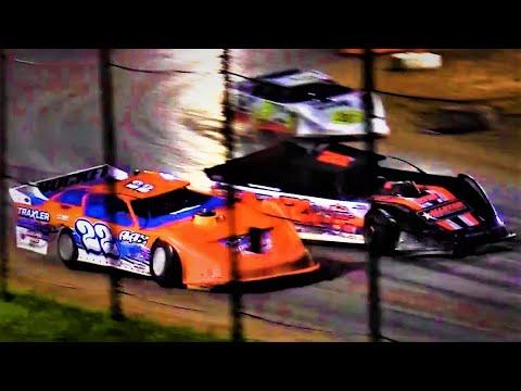 7-24-21 Late Model Feature Thunderbird Raceway - dirt track racing video image