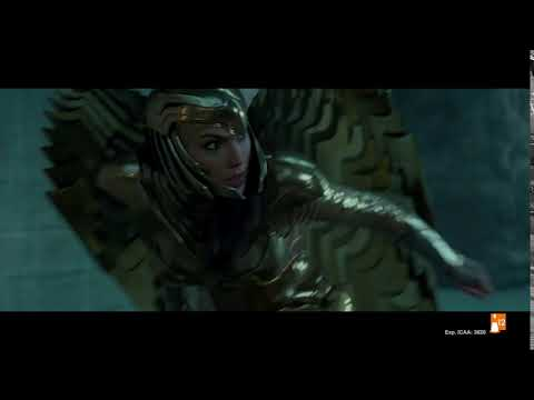 Wonder Woman 1984 ? Nº1 en cines