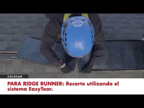 Cobra Ridge Runner – Instalación Básica | GAF Serie Pro