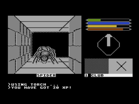 Vaults of Nhyrmeth para computadoras Atari - 16/07/2021 demo