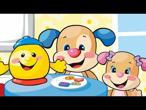 Lernspaß | Zählen mit der Keksdos | Fisher-Price Deutsch | Kinderlieder | Cartoons für Kinder