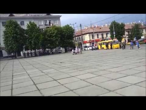 Флешмоб в Чернівцях 15.05.2013