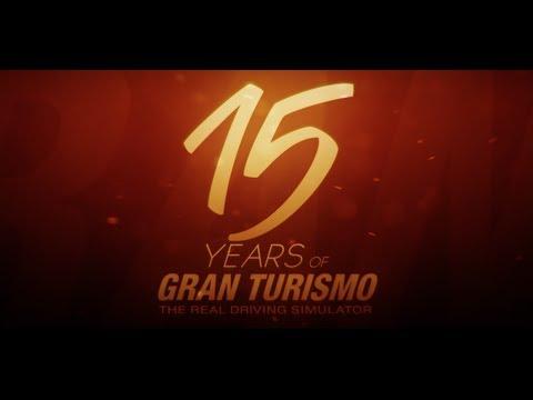 """15th Anniversary of Gran Turismo"" by Ferino Design - UCKy1dAqELo0zrOtPkf0eTMw"