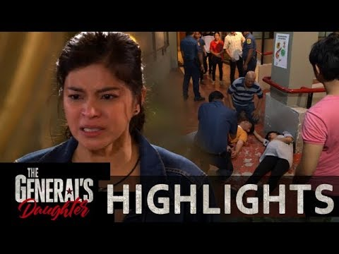 The General's Daughter: Rhian was not able to save his father's people | EP 16