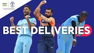 UberEats Best Deliveries of the Day | England vs India | ICC Cricket World Cup 2019