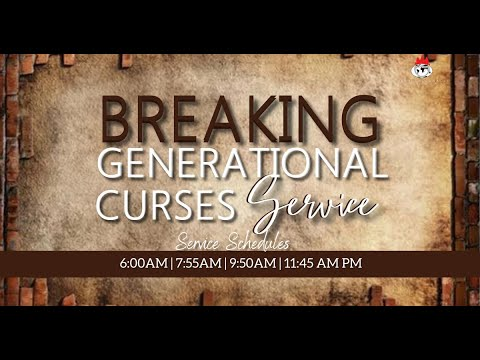 DOMI STREAM: COVENANT DAY OF BREAKING GENERATIONAL CURSES SERVICE  11, APRIL 2021.