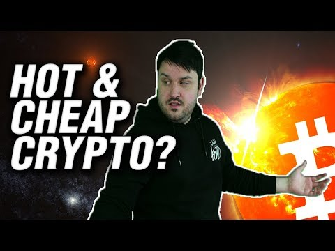 HOT & CHEAP Crypto - That ISN'T Bitcoin ?