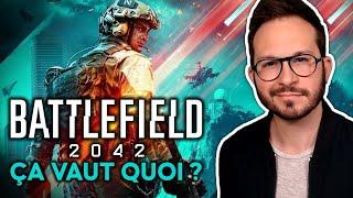 vidéo test Battlefield 2042 par Julien Chièze