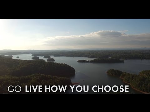 Go Georgia and Live How You Choose at Kolter Homes