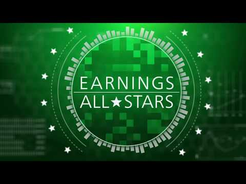 This Week\'s Amazing Earnings Charts