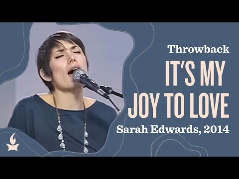 It's My Joy to Love -- The Prayer Room Live Throwback Moment