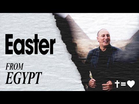 Easter from Egypt  Brian Houston  Hillsong Church Online