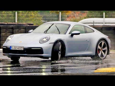 2020 PORSCHE 991 (992) ? Wet Mode ? DEMONSTRATION
