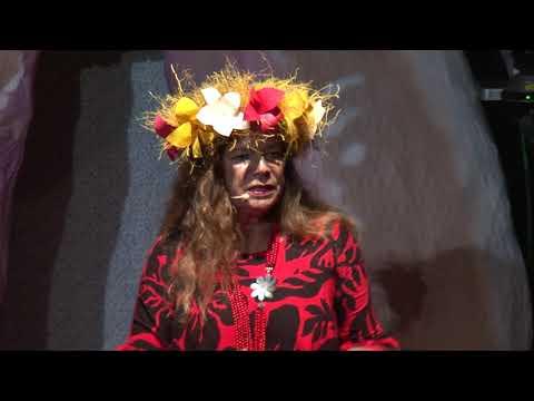 Résilience et réveil identitaire des marquises | Débora KIMITETE | TEDxPapeete