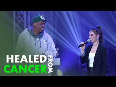 Healed from Cancer