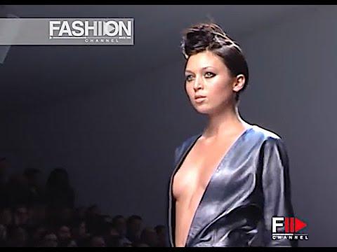 ATIL KUTOGLU Spring 2001 New York - Fashion Channel