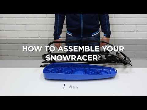 Snowracer Assembly