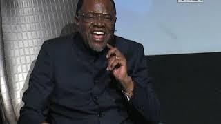 President Geingob cautions aspiring leaders against divisive forces of tribalism -NBC