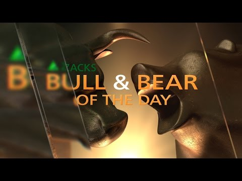 TrueBlue (TBI) and MTS Systems (MTSC): Bull & Bear of the Day