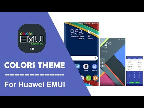 Colors theme for huawei Emui 5/8 4 7 Download APK for