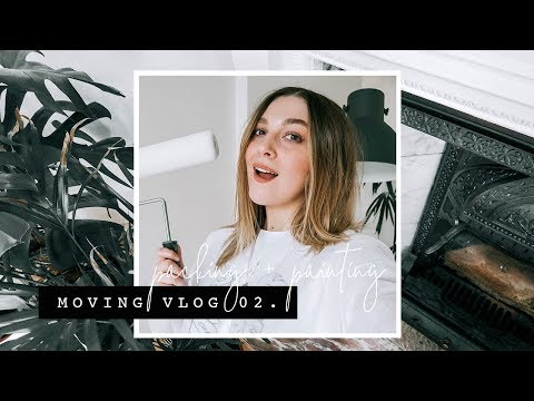 STARTING THE HOME RENOVATIONS   MOVING VLOG 02.   I Covet Thee
