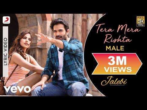 Tera Mera Rishta (Male) - Official Lyric Video| Varun & Rhea | KK | Tanishk Bagchi - UC3MLnJtqc_phABBriLRhtgQ