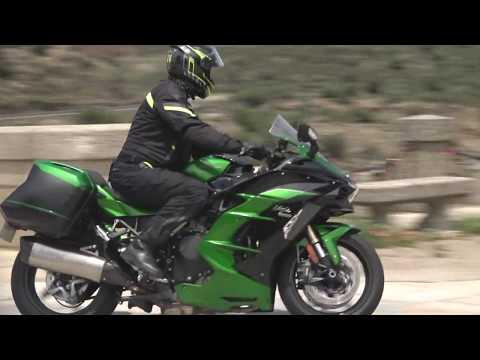 Motosx1000: Extremadura Challenge con la Kawasaki