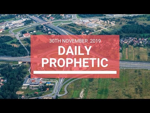 Daily Prophetic 30 November Word 5