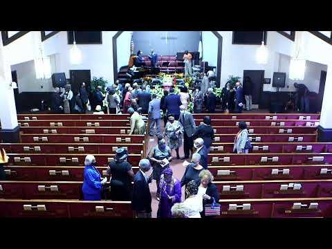 Closing Church Service
